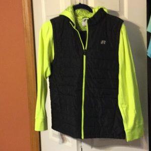 Russell boys xxl jacket